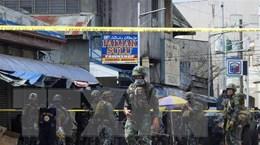 Philippines: Vụ đánh bom đầu tiên do người địa phương tiến hành
