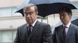 Tòa án Nhật Bản định ngày xét xử cựu chủ tịch hãng Nissan
