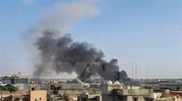 Quân đội miền Đông Libya tấn công sân bay quốc tế Misurata