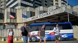 Du khách quốc tế tới Cuba giảm do ảnh hưởng lệnh trừng phạt của Mỹ