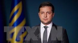 Tổng thống Ukraine dọa ngừng đàm phán với Nga về Donbass