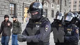 An ninh Nga chặn đứng âm mưu đánh bom tại thủ đô Moskva