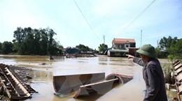 Hàn Quốc hỗ trợ 300.000 USD giúp Việt Nam khắc phục thiệt hại do lũ
