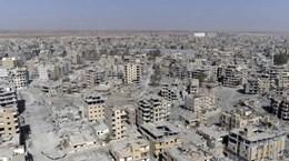 Máy bay Thổ Nhĩ Kỳ lần đầu không kích tại Syria sau 17 tháng