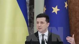 Tổng thống Ukraine tin tưởng sẽ sớm có cuộc gặp với người đồng cấp Nga