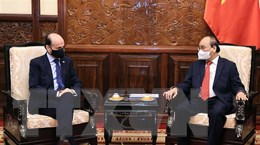 Argentina mong muốn thiết lập quan hệ đối tác chiến lược với Việt Nam