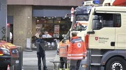 Vụ tấn công bằng dao ở Đức: Điều tra theo hướng tấn công khủng bố