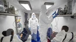 Người nhiễm virus Ebola có thể tái phát bệnh sau vài năm