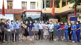 Quảng Bình cử cán bộ sang giúp tỉnh Khammouane của Lào chống dịch