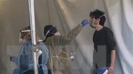 Nga và Ukraine ghi nhận số ca nhiễm COVID-19 mới trong ngày cao kỷ lục