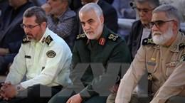 """Mỹ tuyên bố """"phản ứng"""" nếu Iran muốn trả thù cho Tướng Soleimani"""