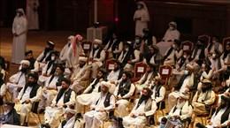 Chính phủ Afghanistan và Taliban nối lại đàm phán hòa bình ở Qatar
