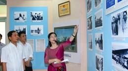 Triển lãm 120 bức ảnh, hiện vật và tài liệu về Hội nghị Geneva