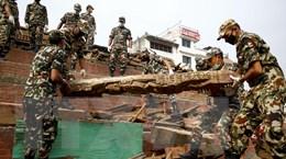 Các nhà tài trợ cam kết dành cho Nepal 4,4 tỷ USD để tái thiết