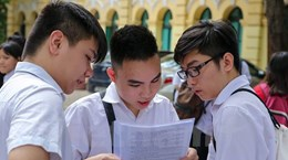 Hà Nội dẫn đầu cả nước về tỷ lệ học sinh đỗ tốt nghiệp THPT