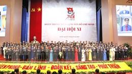Bế mạc Đại hội đại biểu toàn quốc Đoàn TNCS Hồ Chí Minh lần thứ XI
