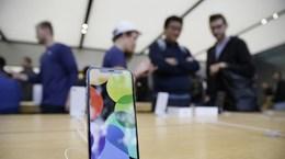 Tờ Nikkei: Apple giảm một nửa chỉ tiêu sản xuất iPhone X trong quý 1