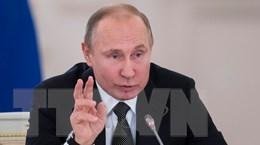 Tổng thống Nga: Công nhận Golan thuộc Israel là vi phạm nghị quyết LHQ