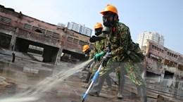 Toàn bộ phế thải nguy hại Công ty Rạng Đông đã đưa về nơi xử lý