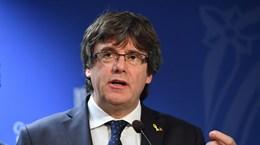 Tây Ban Nha phát lệnh bắt giữ cựu Thủ hiến Catalonia với tội danh mới