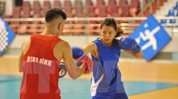 Quá trình khổ luyện của các 'bóng hồng' bộ môn kick boxing