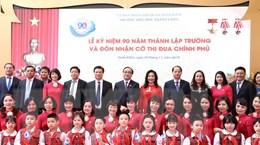Lãnh đạo Đảng, Nhà nước chúc mừng các thầy, cô giáo nhân dịp 20/11