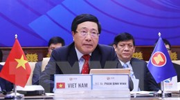 Bộ trưởng Ngoại giao Việt Nam, Philippines điện đàm về COVID-19