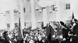 V.I.Lenin với những cống hiến vĩ đại vì sự tiến bộ của nhân loại