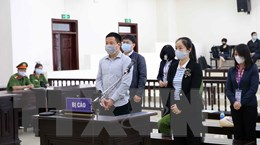 Vụ OceanBank: Thêm bản án 10 năm tù cho Hà Văn Thắm