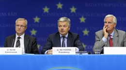 Kinh tế Liên minh châu Âu sẽ khởi sắc trong năm 2014