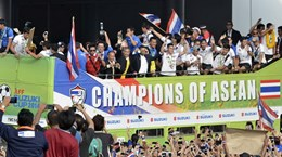 Kiatisak: Trong 10 năm tới, Thái Lan không ngại một đối thủ nào