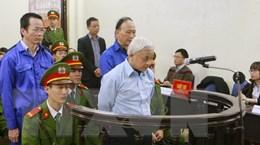 Tòa phúc thẩm tuyên y án 30 năm tù đối với Nguyễn Đức Kiên