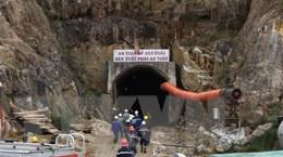 Chưa cho phép thi công lại công trình thủy điện Đa Dâng