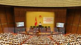 Hội nghị tổng kết công tác bầu cử ĐBQH và HĐND các cấp