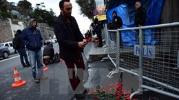 Chính phủ Thổ Nhĩ Kỳ xác nhận bắt giữ kẻ tấn công hộp đêm Istanbul
