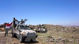 Syria cáo buộc Mỹ cung cấp vũ khí cho IS thông qua các nước thứ 3
