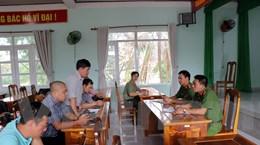Người mua hồ sơ dự thầu Công trình Trụ sở Huyện ủy Đạ Huoai bị đánh