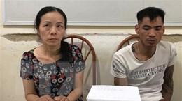 Sơn La: Bắt hai đối tượng thu 2 bánh heroin, 8.000 viên ma túy