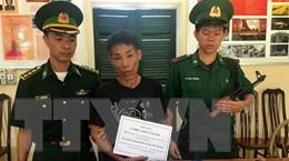 Thanh Hóa: Bắt đối tượng vận chuyển trái phép ma túy qua biên giới