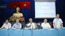 Thực hiện kết luận của Thanh tra Chính phủ tại KĐT mới Thủ Thiêm
