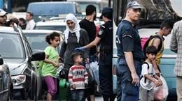 Đức cảnh báo về một làn sóng người tị nạn mới lớn hơn hồi 2015