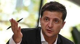 Tổng thống Ukraine phá kỷ lục tổ chức cuộc họp báo lâu nhất thế giới