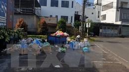 Lâm Đồng: Thành phố Bảo Lộc tràn ngập rác thải sinh hoạt