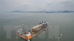 Lục soát trụ sở Lực lượng bảo vệ bờ biển để điều tra vụ đắm phà Sewol