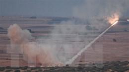 Syria thông tin về việc Thổ Nhĩ Kỳ bắn tên lửa vào khu vực dân sinh