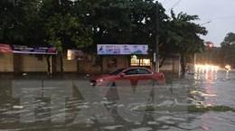 Nhiều địa phương bị thiệt hại nặng nề do ảnh hưởng bão số 5