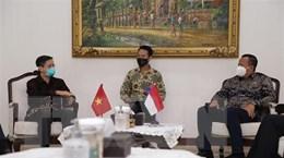 Việt Nam-Indonesia tăng cường hợp tác trong lĩnh vực biển và nghề cá