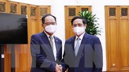 Hàn Quốc hỗ trợ cho Việt Nam thêm 1,1 triệu liều vaccine AstraZeneca