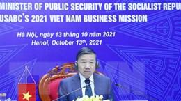 Thúc đẩy quan hệ hợp tác kinh doanh, thương mại Việt Nam-Hoa Kỳ