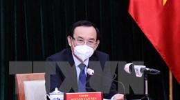 Thúc đẩy hợp tác giữa TP.HCM và thủ đô Vientiane của Lào